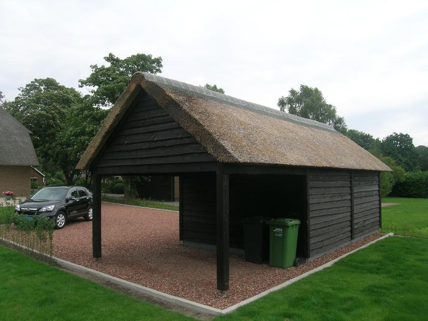 Houten schuur bouwen op maat gemaakt hout bouw wereld for Houten huis laten bouwen